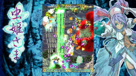 Mushihimesama Review - Screenshot 1 of 4