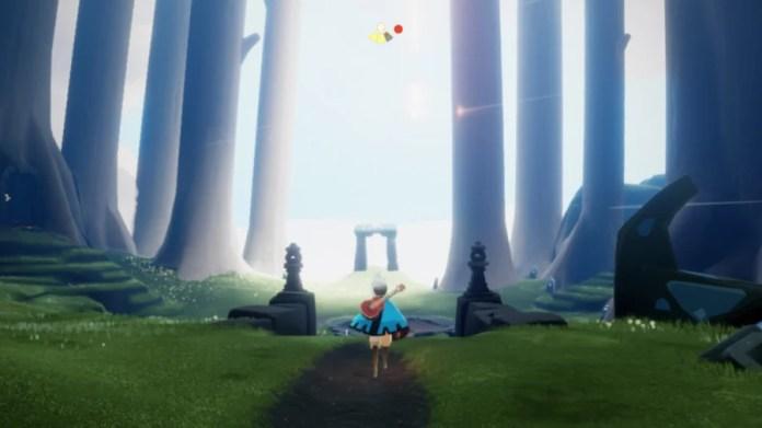 Sky: Children of the Light Review - Screenshot 1 of 4