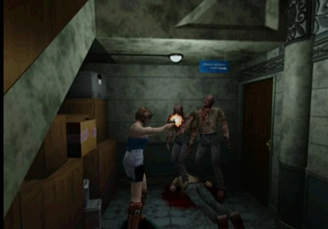 Resident Evil 3 Nemesis GCN GameCube News Reviews