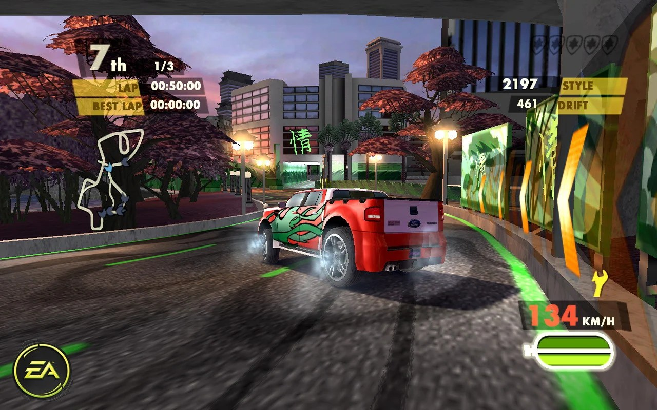 Need For Speed NITRO Wii News Reviews Trailer Amp Screenshots