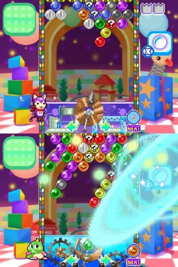 Puzzle Bobble Galaxy DS News Reviews Trailer Amp Screenshots