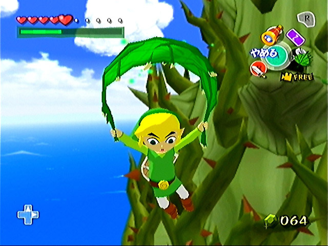 Wind Waker Item Locations
