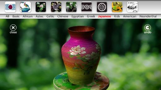 Lets Create Pottery WiiWare Screenshots
