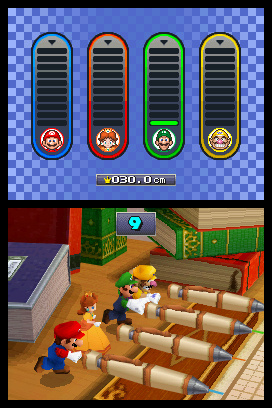 Mario Party DS DS News Reviews Trailer Amp Screenshots