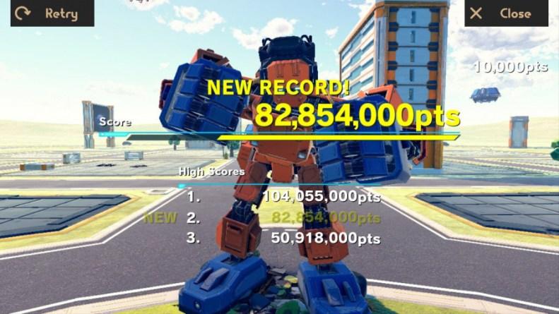 Nintendo Labo: Toy-Con 02 - Robot Kit Review - Screenshot 1 of 5