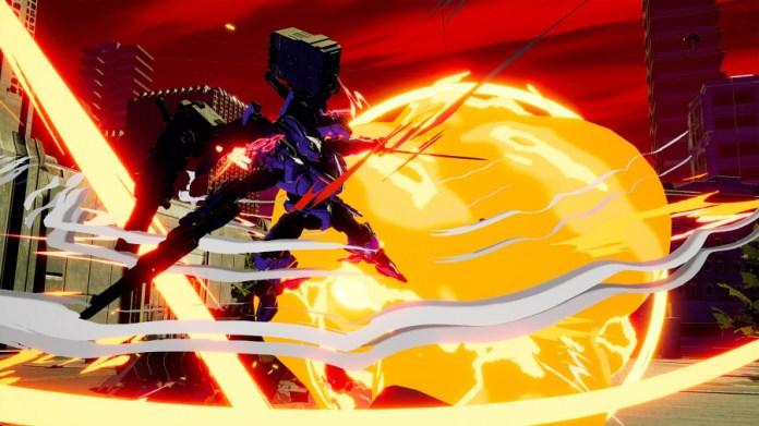Review of Daemon X Machina - Screenshot 4 of 7