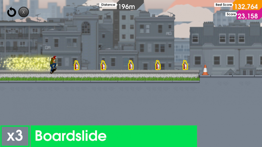 OlliOlli: Switch Stance Review - Screenshot 2 of 5