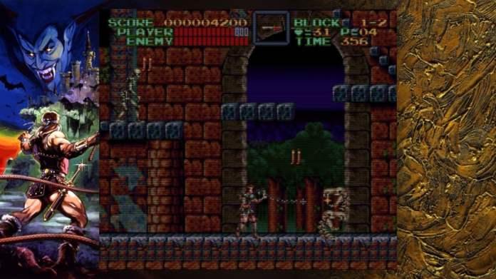 Castlevania Anniversary Collection Review - Captura de pantalla 2 de 6