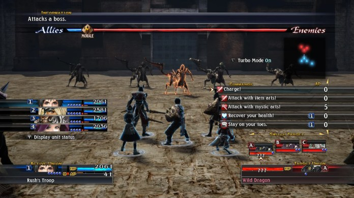 The Last Remnant Remastered Review Switch Eshop Nintendo Life