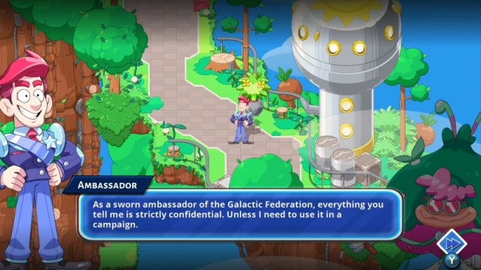 Citizens of Space Review - Screenshot 3 of 6