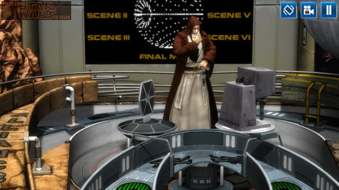 Star Wars Pinball Review - Screenshot 2 of 4