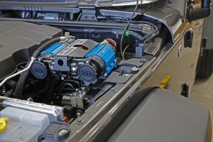 Jeep JK ARB Twin Air Compressor Bracket Kit  Jeep Rubicon