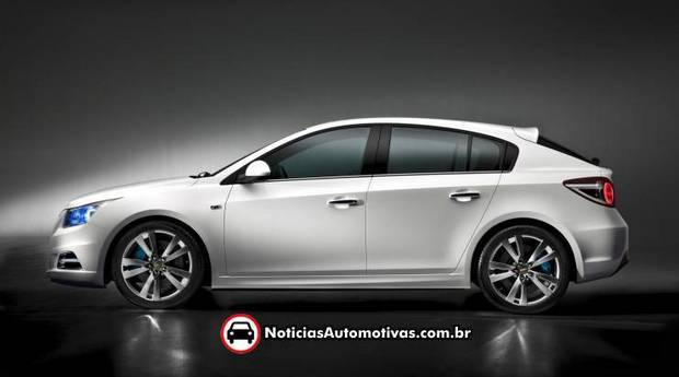 Chevrolet lança o Hatch do Cruze
