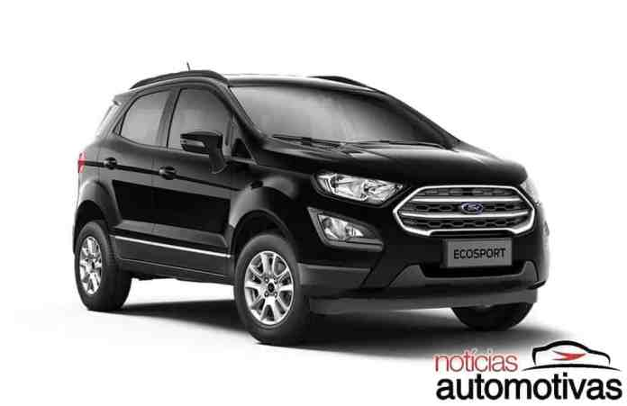Goodbye! Ka, Ka Sedan and EcoSport disappear from Ford's website