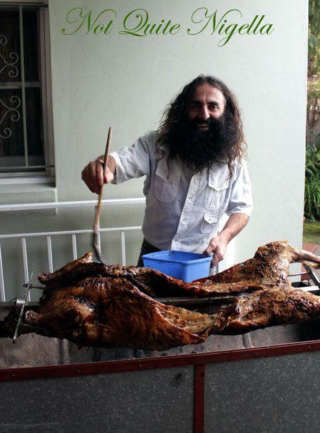 Costas Garden Odyssey And Greek Feast Not Quite Nigella