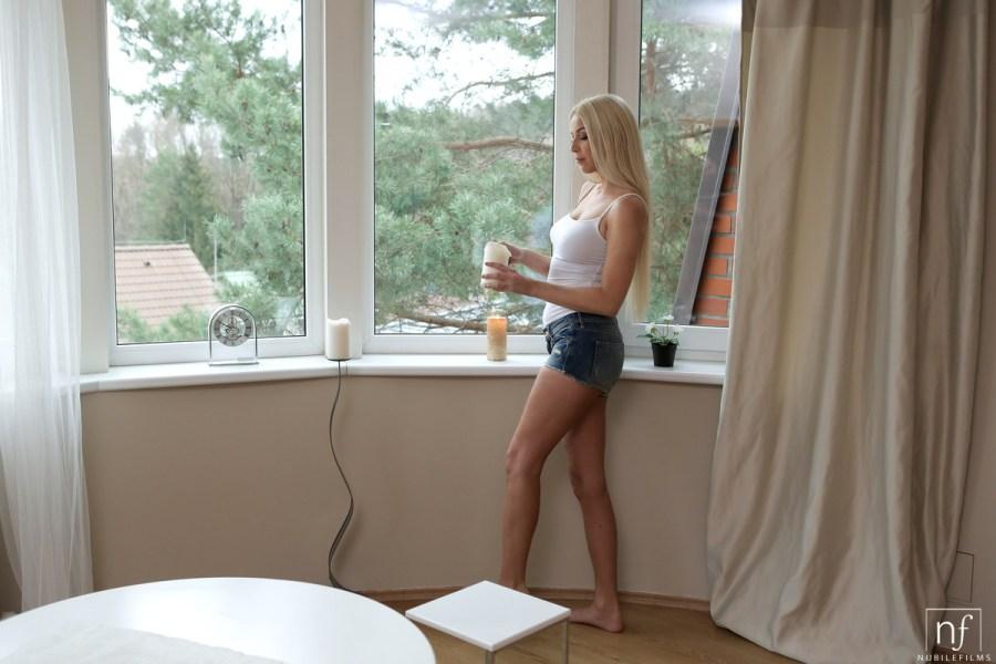 NubileFilms.com - Karol Lilien,Larry Steel: Creampie Pleasure