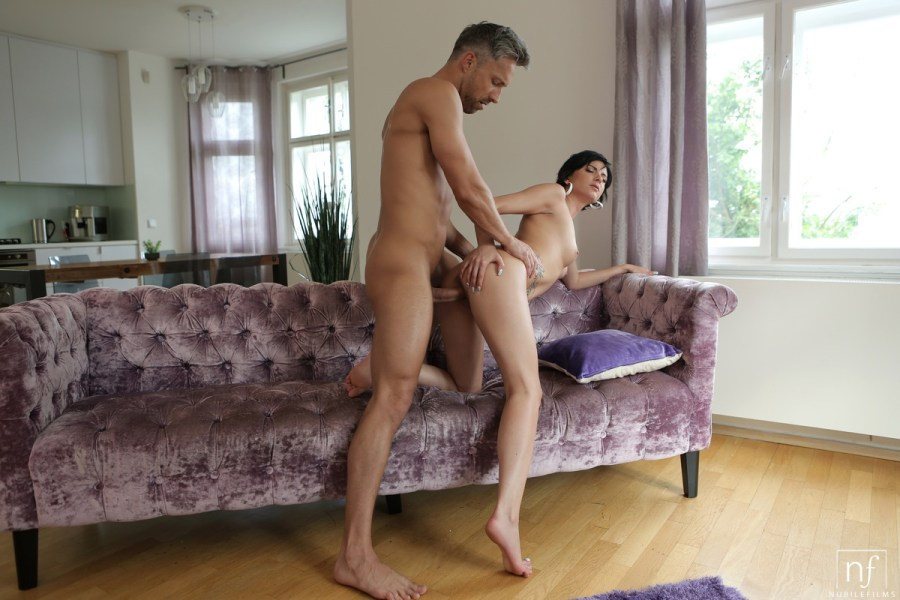 NubileFilms.com - Lutro,Monika Benz: Secret Romance - S24:E29