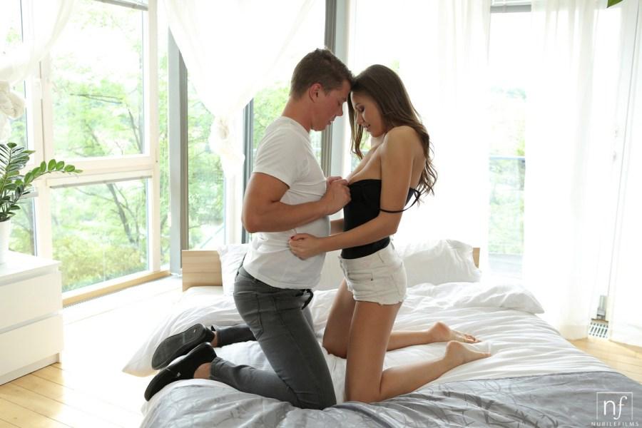 NubileFilms.com - Ricky Rascal,Tina Kay: Sexual Chemistry - S24:E27