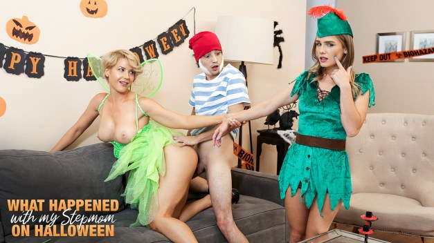 Moms Teach Sex - What Happened With My Stepmom On Halloween - S14:E1