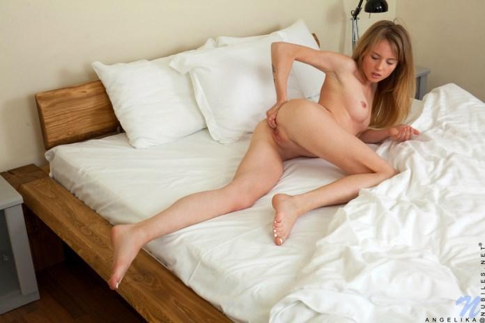 Nubiles.net - Angelika: Playful Blonde