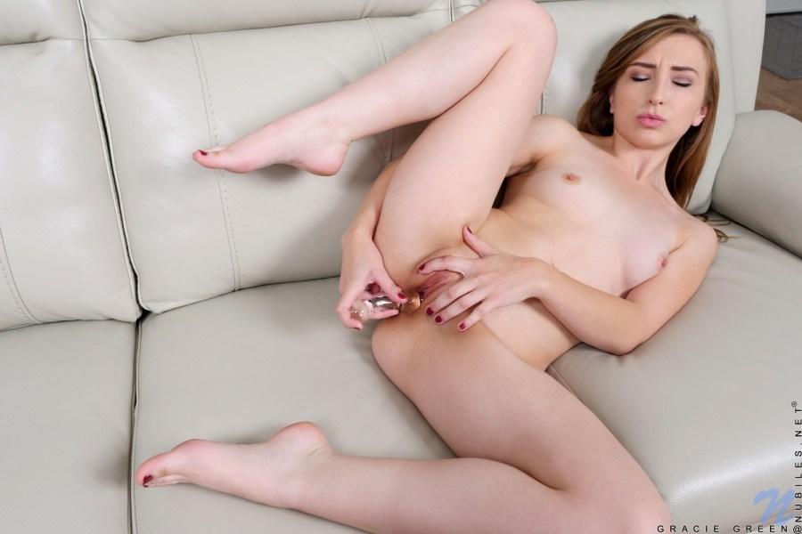 Nubiles.net - Gracie Green: Sweet Pussy
