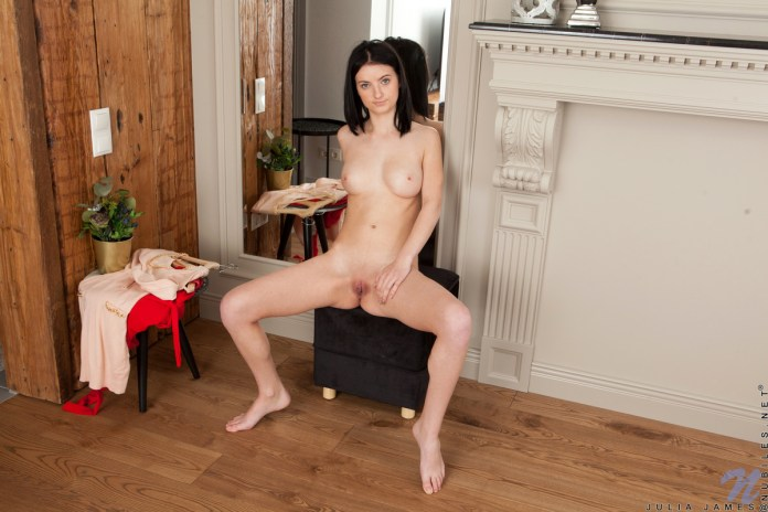 Nubiles.net - Julia James: Young And Lustful