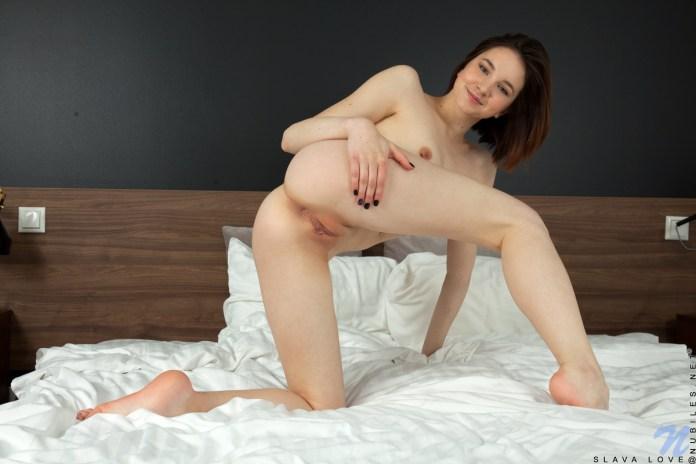 Nubiles.net - Slava Love: School Girl