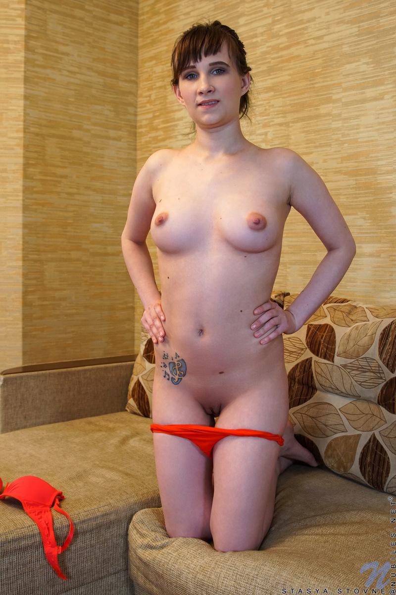 Nubiles.net - Stasya Stovne: Lady In Red