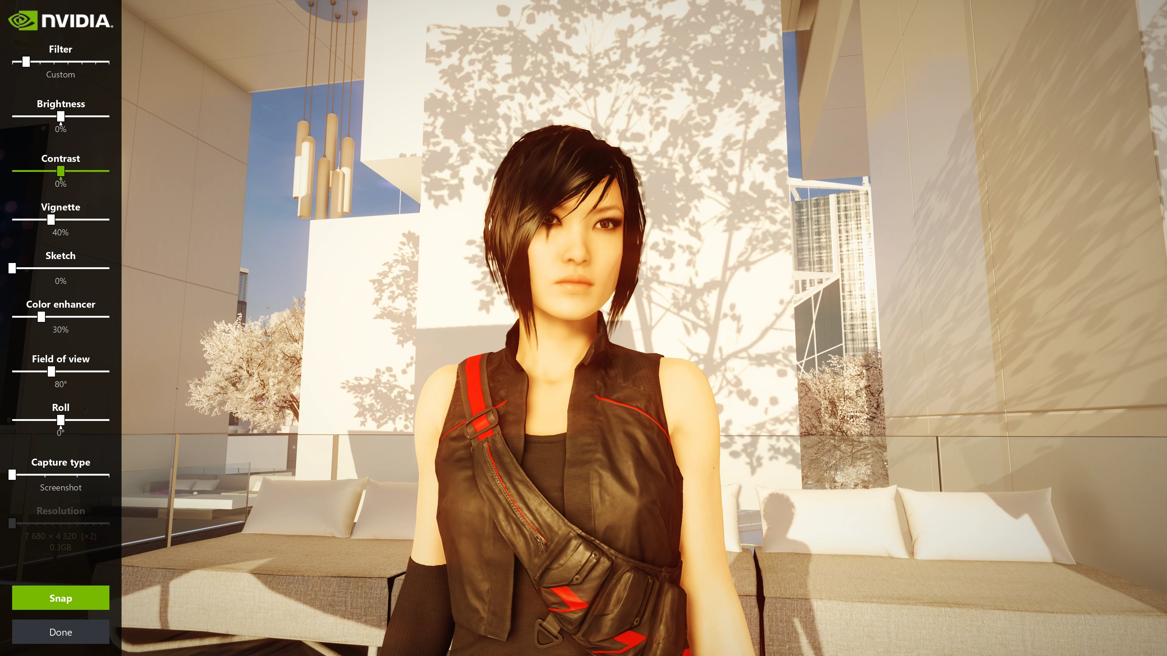 NVIDIA Ansel Available Now In Mirrors Edge Catalyst GeForce