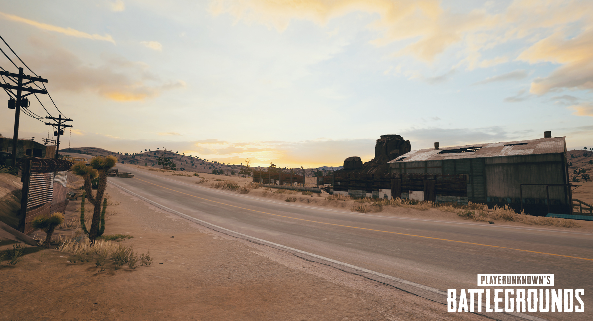 Check Out 5 New Exclusive PUBG Desert Map Screenshots