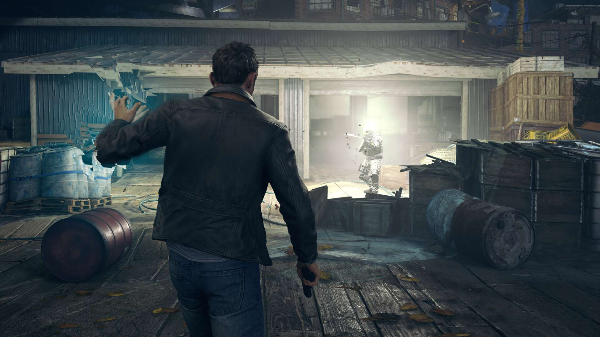 Quantum Break Coming To PC April 5th GeForce