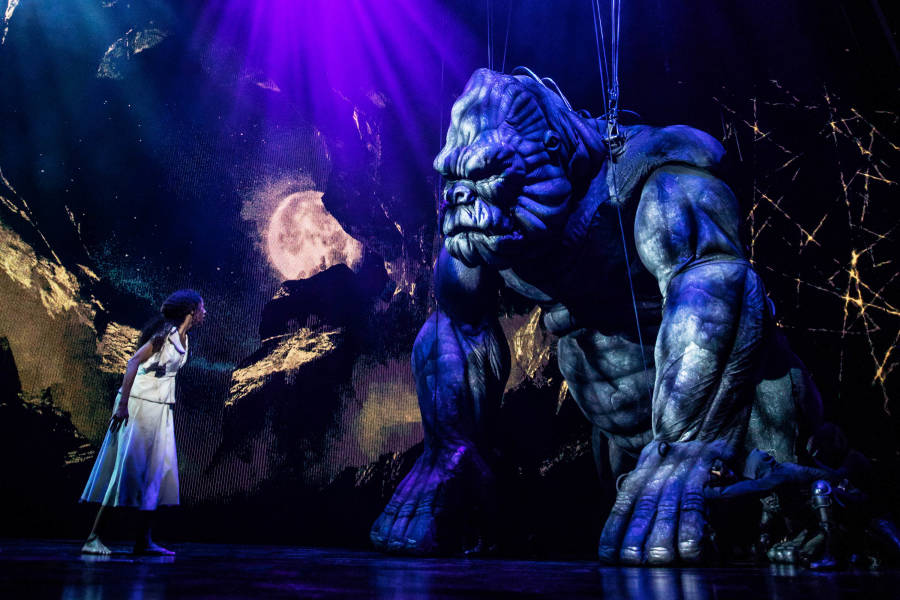 Reasons to See King Kong on Broadway