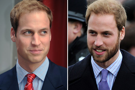 Prince William and his disarming alter ego, Prince