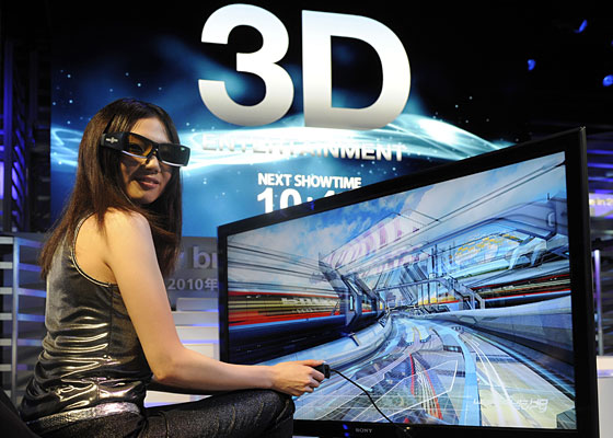Hollywood Conspires to Make You Buy 3-D Television, New Set-Top Boxes