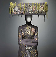 A First Look at the Costume Institute's 'Alexander McQueen: Savage Beauty' Exhibit