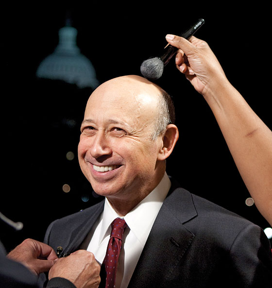 Image result for blankfein