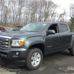 2017 Gmc Canyon Sle Crew Cab 4x4 In Dark Slate Metallic 151256 Nysportscars Com Cars For Sale In New York