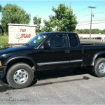 2003 Chevrolet S10 Zr2 Extended Cab 4x4 In Black Onyx 287541 Nysportscars Com Cars For Sale In New York