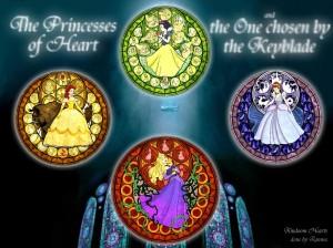 Wallpaper - Princesas