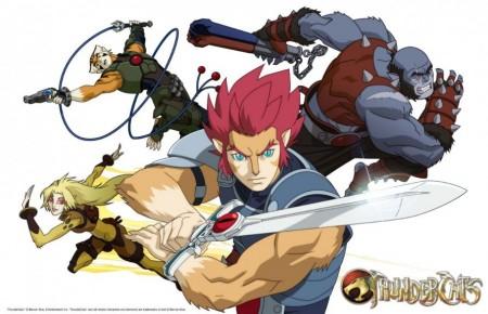 El nuevo anime de los Thundercats