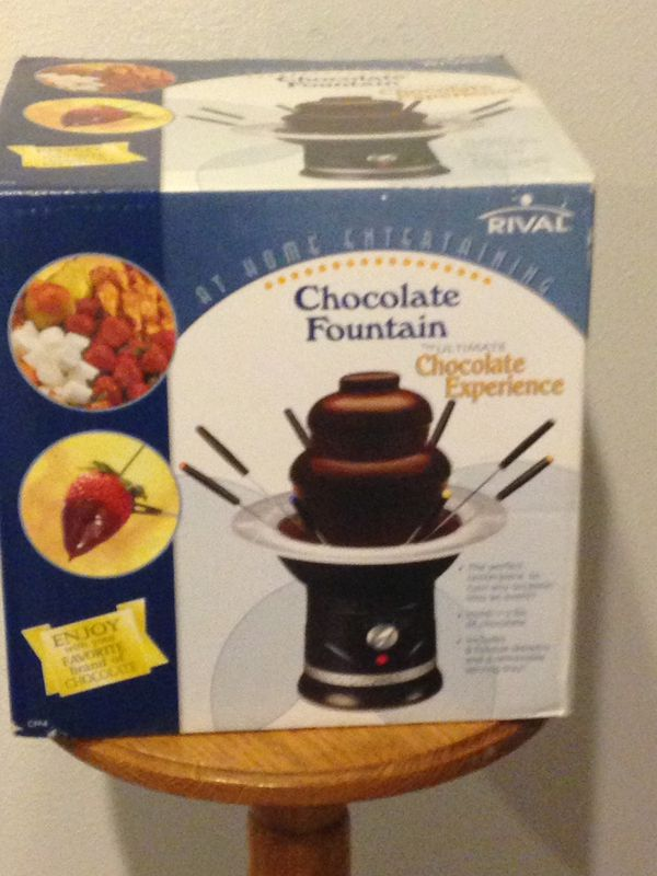 Rival Chocolate Fountain Replacement Parts Viewmotorjdi