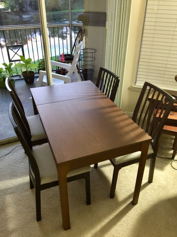 Ikea Ekedalen Dining Extendable Table For Sale In
