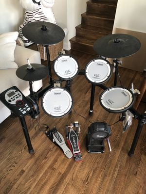New and Used Drum sets for Sale in Nashville  TN   OfferUp Roland TD 11 ELECTRONIC DRUM SET for Sale in Brentwood  TN