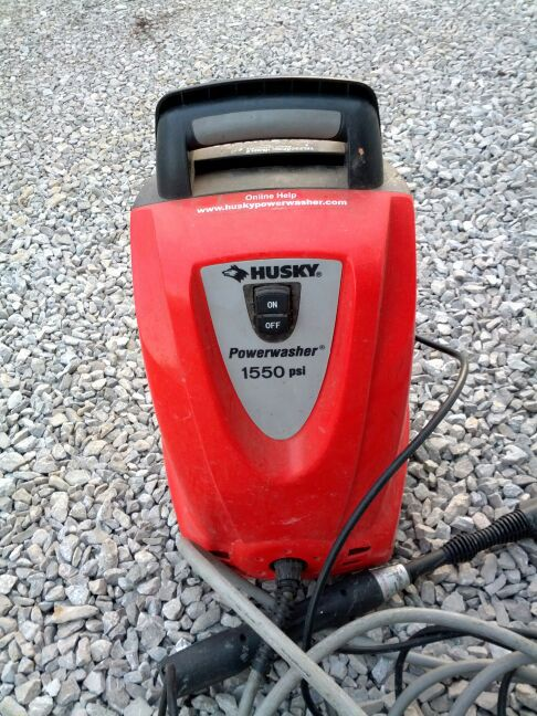 Husky Power Washer 1550 Replacement Parts