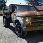 1969 Chevy C50 Dump Truck For Sale In Loganton Pa Offerup