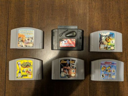 Nintendo 64 Games N64 for Sale in Naperville  IL   OfferUp