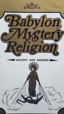 Babylon Mystery Religion  Ancient and Modern for Sale in Seattle  WA     Open in the AppContinue to the mobile website