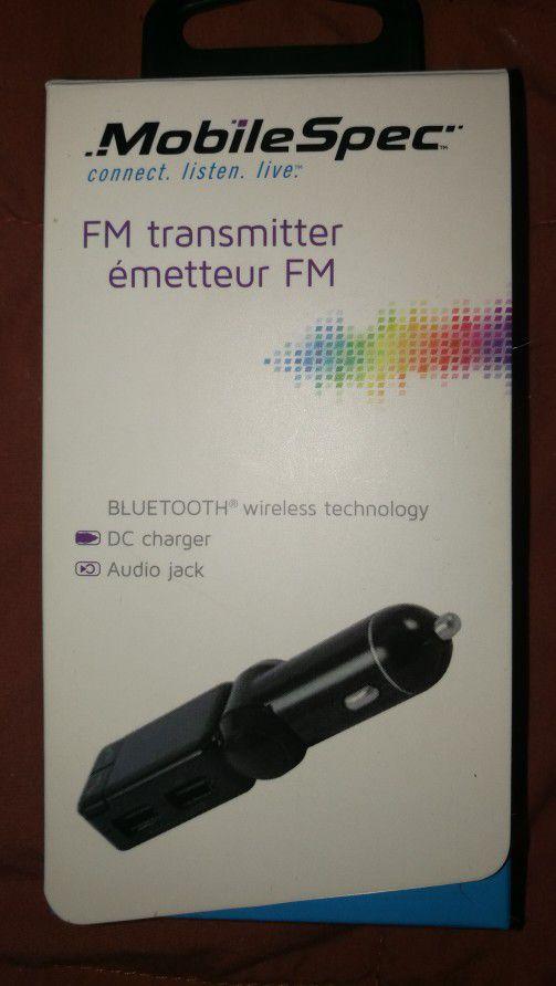 Mobilespec Fm Transmitter - Drawing Apem