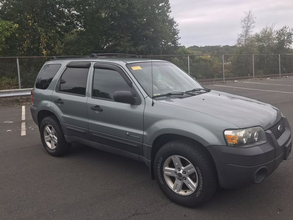 2006'Ford Escape 4x4 for Sale in Seymour, CT - OfferUp