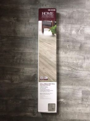 4 Cases  Luxury Vinyl Flooring   Stony Oak Grey   20 34 sq  ft      4 Cases  Luxury Vinyl Flooring   Stony Oak Grey   20 34 sq  ft    Case for  Sale in Chesapeake  VA   OfferUp